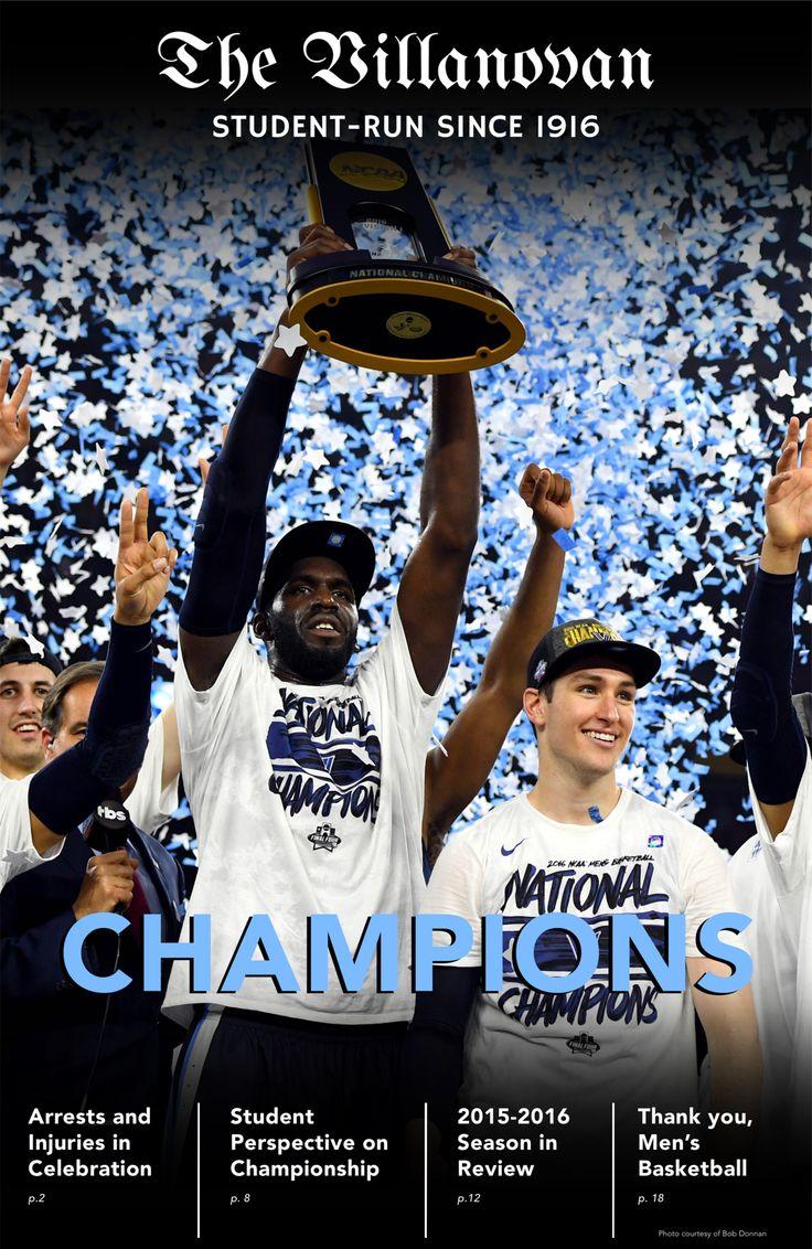 2016 NCAA Championship Poster