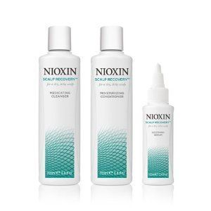 Find out how to end the battle (almost instantly) and win the war with dry, itchy, flaky scalp with Nioxin Scalp Recovery.