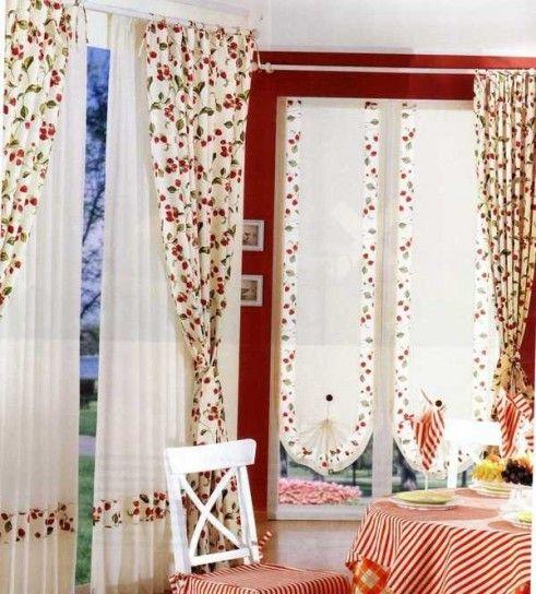 11 best TENDE images on Pinterest | Curtain ideas, Window ...