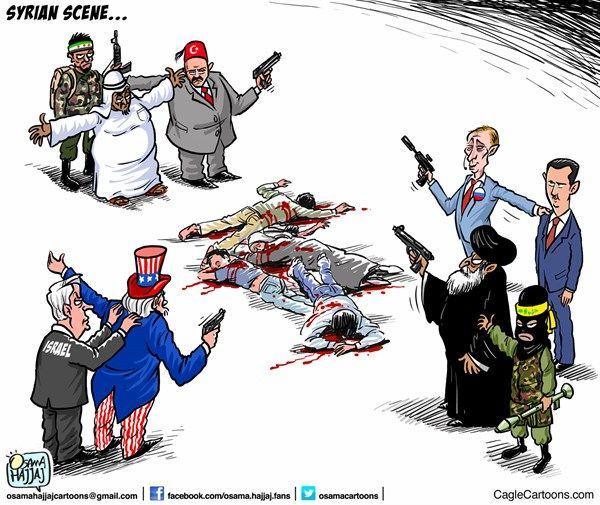 politics memo russia syria