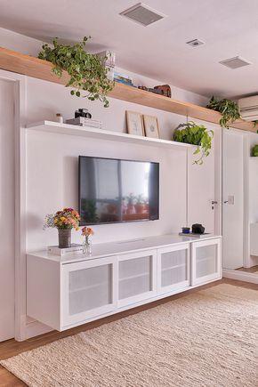 Inspirado nos Apartamentos Escandinavos  – Decoração