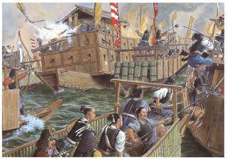 我は癌と闘う!上総の地に生きて・そして: 日本遺産に認定された「村上海賊」とは!?理不尽に船を襲い金品を奪う無法者という一般的な海賊の実態とは...