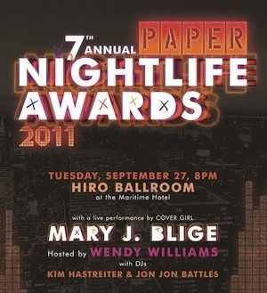 Inside The 7th Annual Nightlife Awards