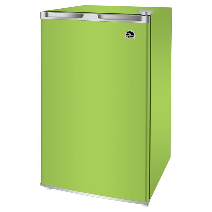 Igloo 3.2 Cu. Ft. Compact Refrigerator - Lime (Green)