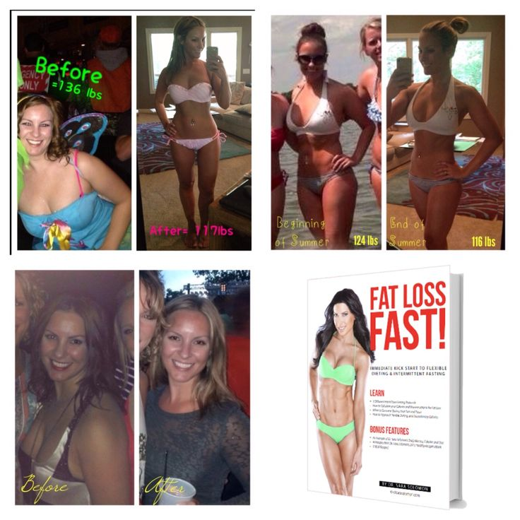 Sara Young went from 136 lbs to 116 lbs using the Alternate Day Diet Approach in my Fat Loss Fast eBook! Are you next?