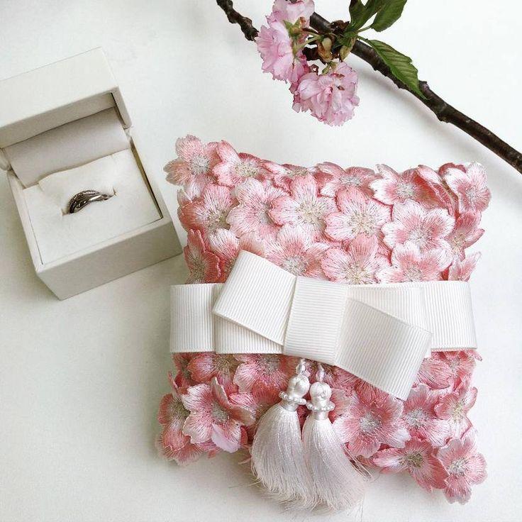 欲しすぎる!刺繍インテリアブランド『Emby』のウェディングアイテムに一目惚れ♡にて紹介している画像