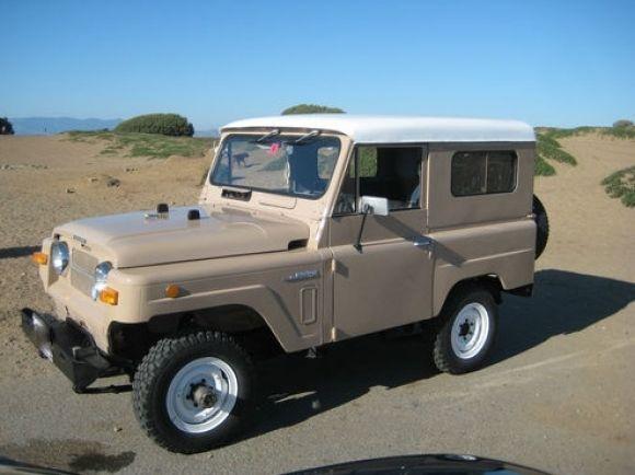 1969 Nissan Patrol 4×4