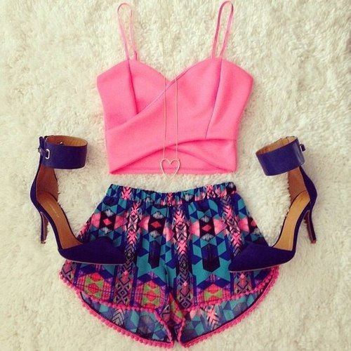 Summer Outfit Teen fashion Cute Dress  Clothes Casual Outift for