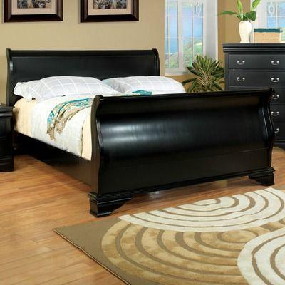 Hokku Designs Preston Sleigh Bed
