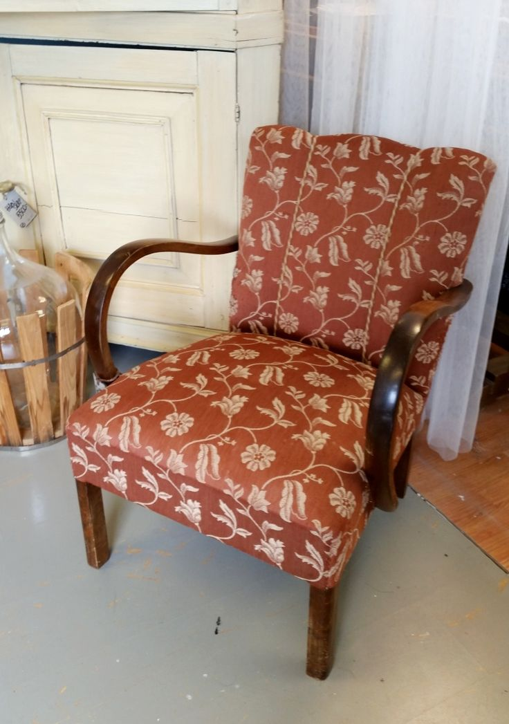 Armchair from the 1940s