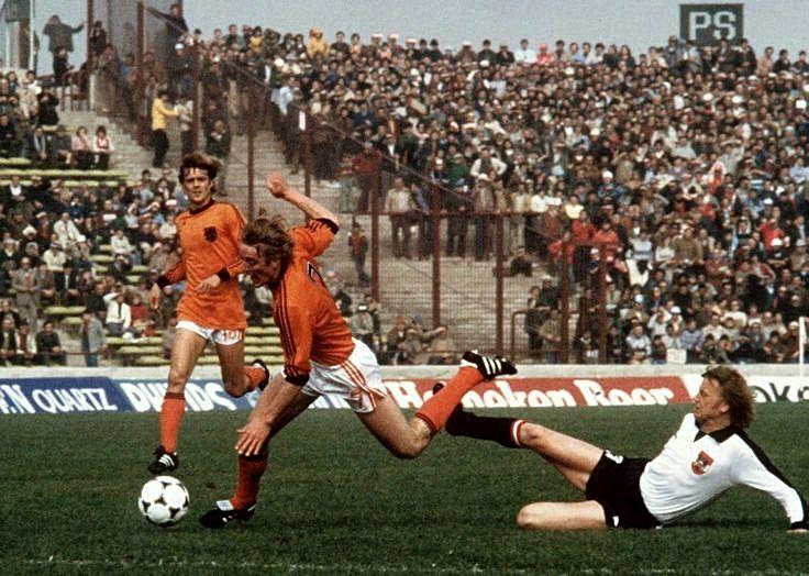 Holanda Austria 78