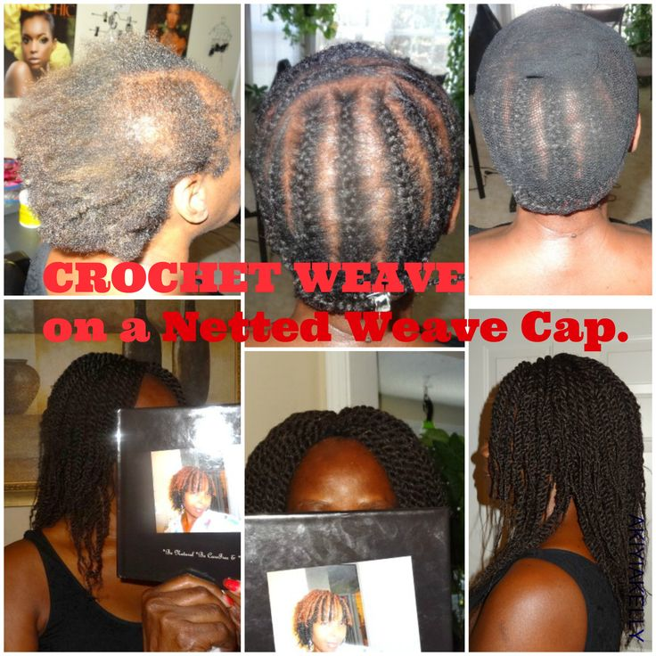 41 best alopecia weave images on pinterest natural hairstyles she has some hair loss so i done her crochet twist on a netted weave cap this is a really good technique pmusecretfo Images