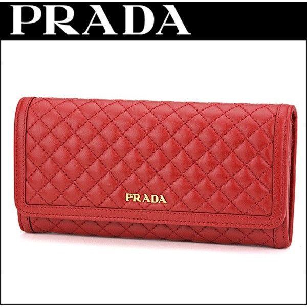 Prada Ibisco Female Wallet