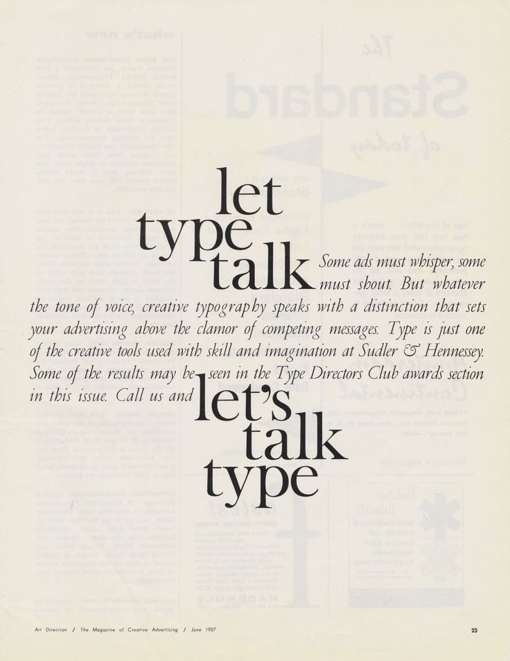 By Herb Lubalin I love Typography