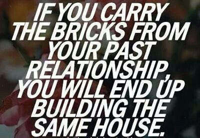 Bricks from your past...