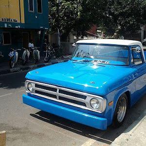 Lapak Truk Amrik Tua Dodge 1970 - JAKARTA