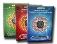 Al-Wasim Al-Qur'an Transliterasi + Tafsir Per Kata + Tajwid Kode Warna (A4)
