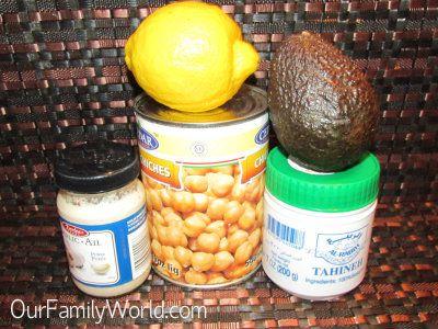 Great SuperBowl Snack: Avocado Hummus Recipe - Our Family World