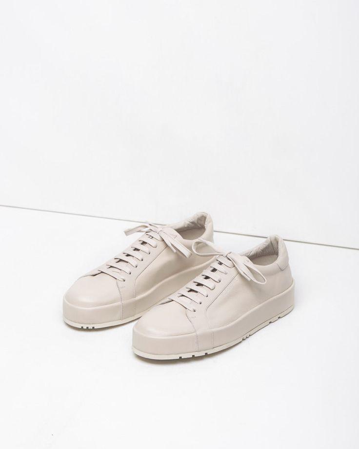 """what-do-i-wear: """"Jil Sander Basic Sneaker """""""