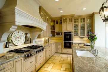 Tuscan Style Kitchen - traditional - kitchen - san francisco - Susan Lund