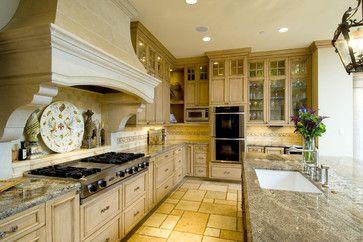 Tuscan Style Kitchen - traditional - Kitchen - San Francisco - Susan Lund