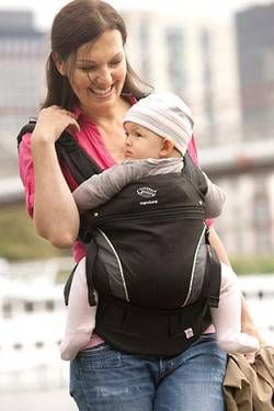 Manduca NewStyle Carrier - Black