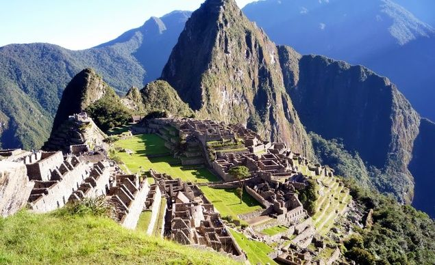 """""""I'll be visiting Peru and Bolivia in September 2015: Nazca, Machu Picchu, Tiwanaku, and more!""""�%u2014Kris Hasazi Morrison (From: 33 Places That Belong on Your Bucket List)"""