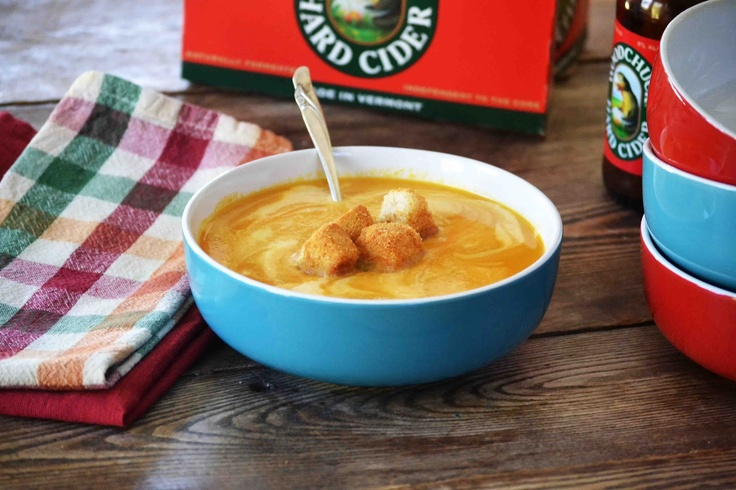 Bakeaholic Mama: Hard Cider Sweet Potato Bisque I love everything ...