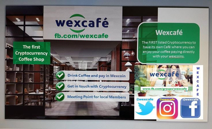WexCafe (@wexcafe) | Twitter
