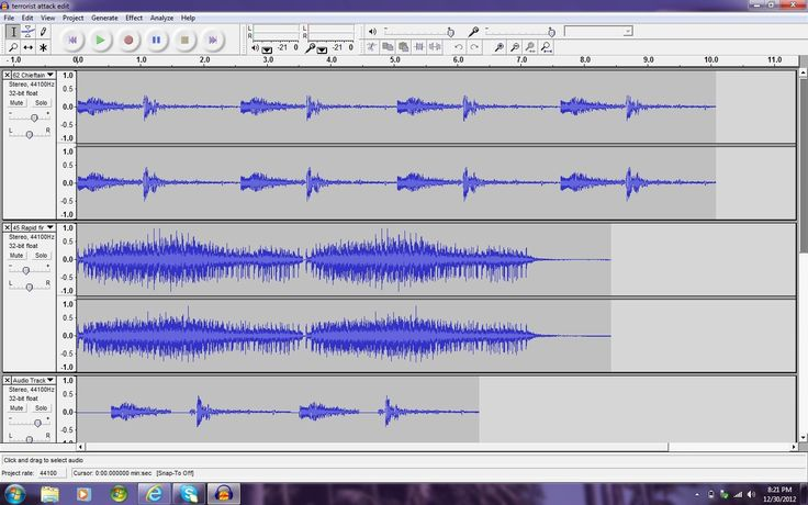 an analysis of audio recording and editing software audacity Great free tools for sound recording and analysis of software for recording and editing audio perhaps not as well known in educational circles as audacity.