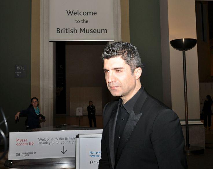 Su Ve Ateş Londra British Museum Galası