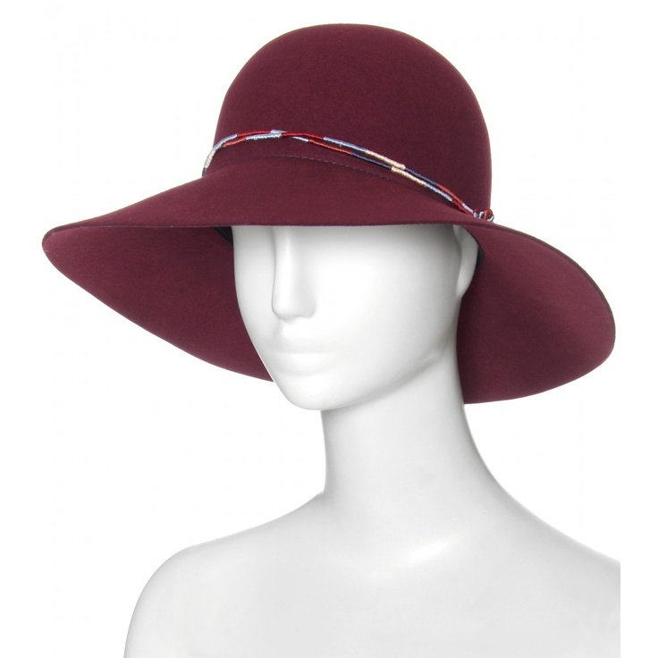 FELT HAT | Covers up bad hair days and regrowth and still looks chic. It'll also help pull your whole outfit together.