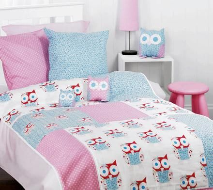 Owl Quilt: Stuffed Owl, Quilts Patterns Owl, Diy Crafts, Owl Quilts Patterns,  Comforter,  Puff, Quilts Ideas, Toys Owl, Bedrooms Ideas