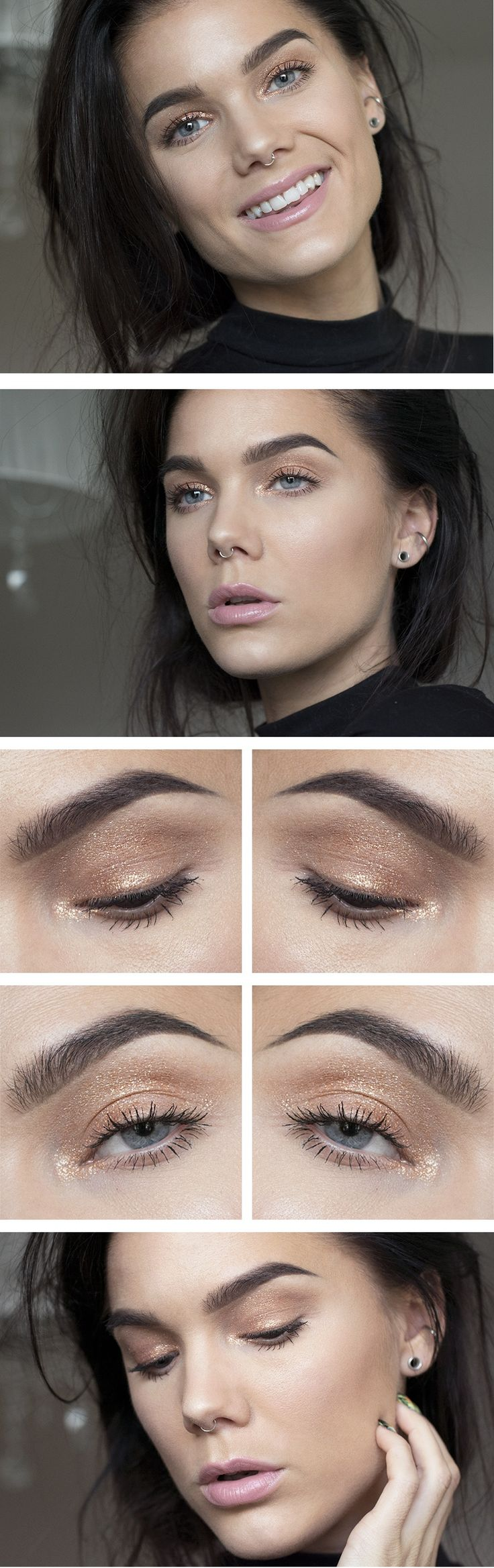 Todays look – Copperthorn