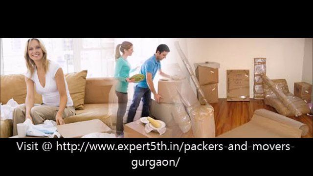 Just Visit - http://www.expert5th.in/packers-and-movers-gurgaon/  -  #mvoers #packers #Gurgaon