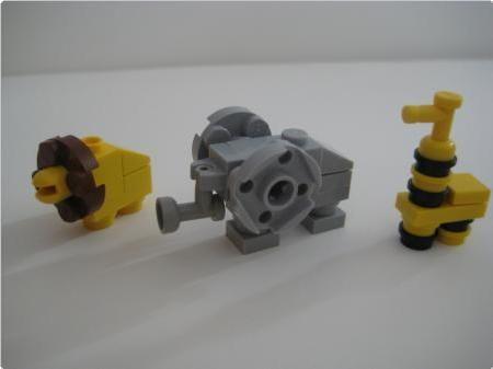 lego microscale zoo - Google Search