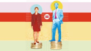 One way to close the gender pay gap is to talk about it