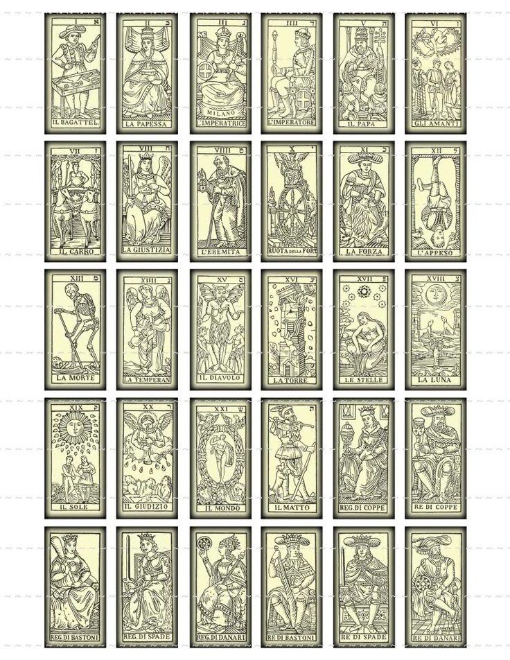 Free tarot reading: tarot reader.