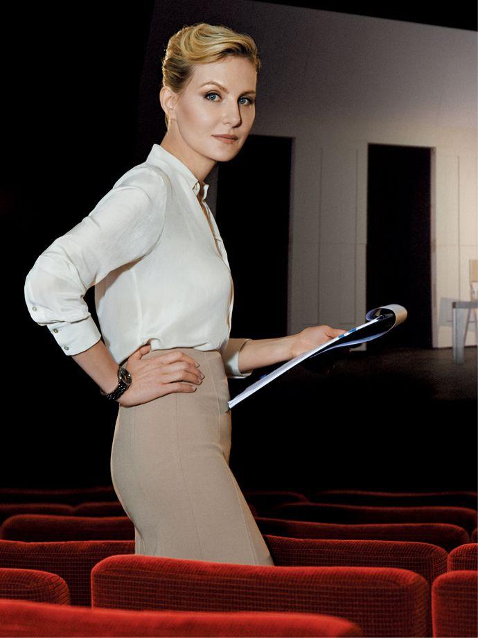 Рената Литвинова в новой рекламной кампании Rado (фото 7)