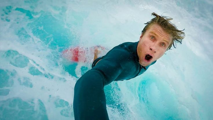 """GoPro: Surfing with Mark Healey - """"Connect not Conquer"""" Ep. 1"""