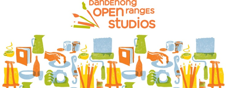 26-27 May, Dandenong Ranges Open Studios event, with 33 different artists' studios to visit over the weekend