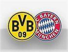 #Ticket  2x BVB-Bayern München Tickets Stehplatz Fankurve FCB #deutschland