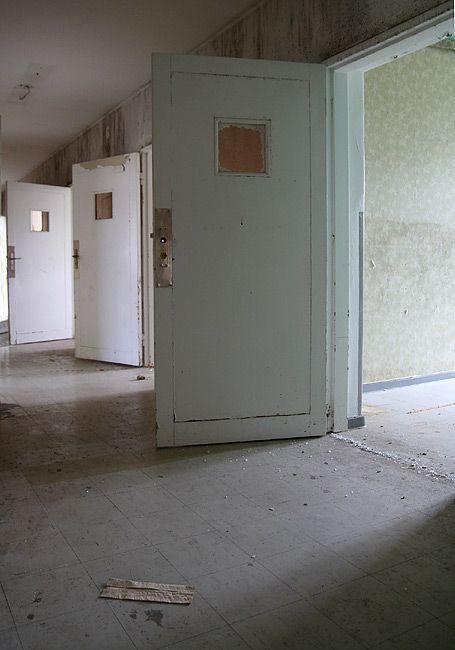 ETERNIT.SE - moderna ruiner och övergivna platser | Sidsjöns mentalsjukhus