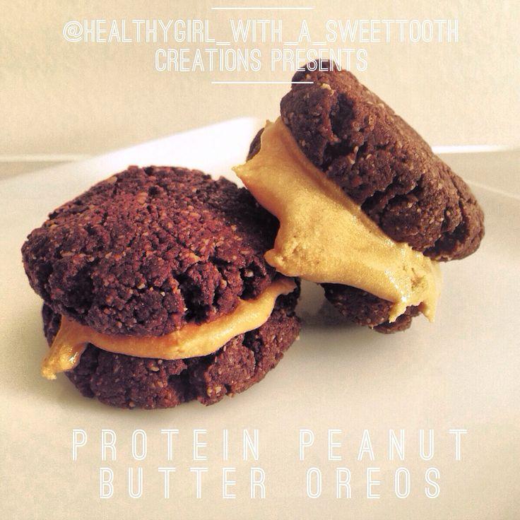 @healthygirlZA protein Oreos! #oreos #fitfood #foodpics #healthy