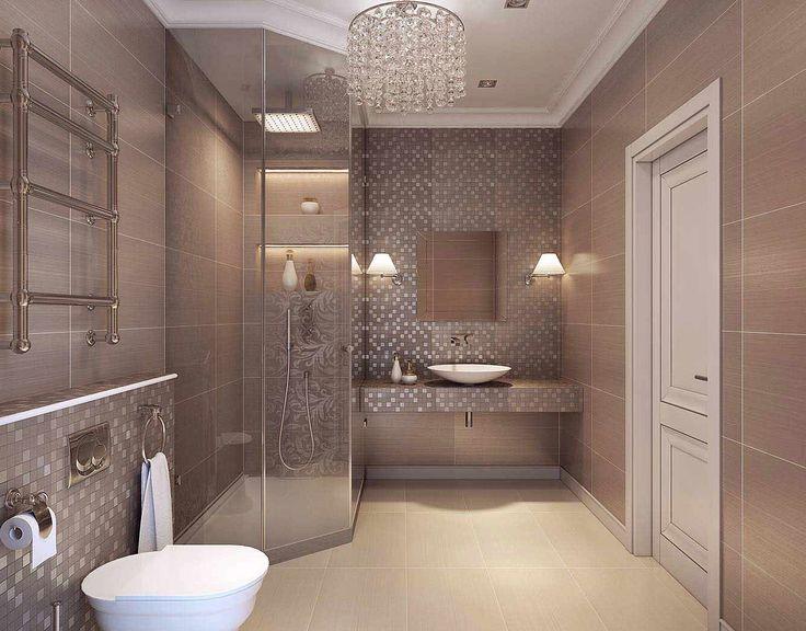 Хрустальная люстра для ванной комнаты: купить всё необходимое и получить консультацию дизайнера вы можете в Центре дизайна и интерьера 'ЭКСПОСТРОЙ на Нахимовском'