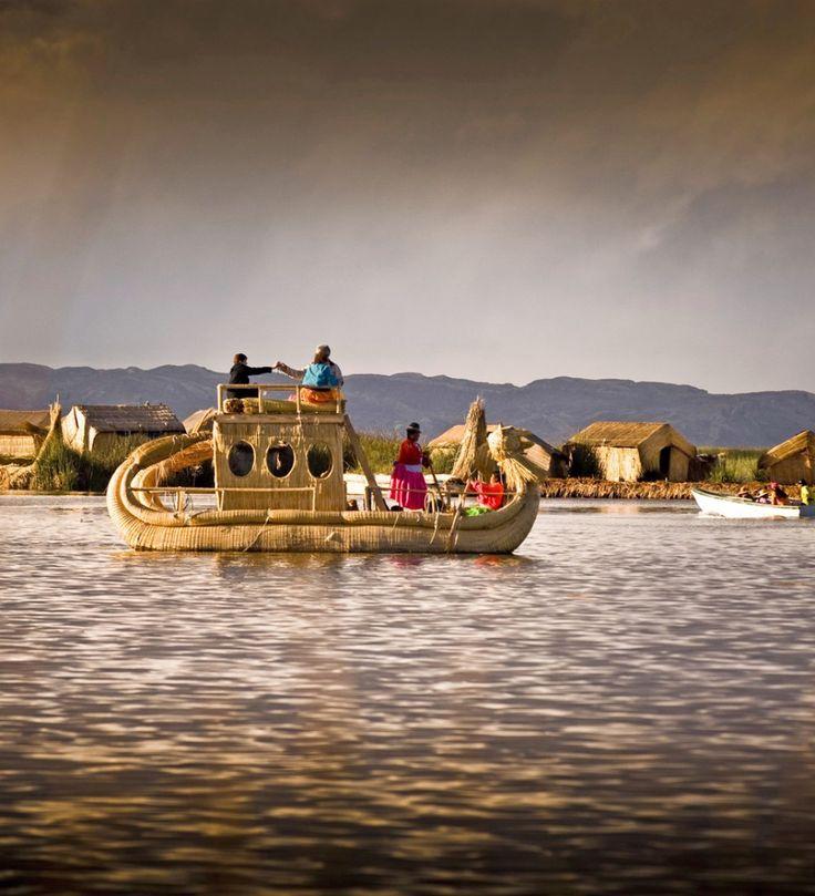 Local excursions through Peru.