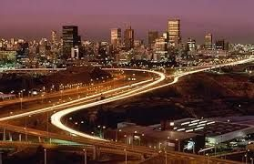On my way to the city of gold!!! #Johannesburg...   Renting a Fiesta from the airport to adventure through the city. eeek!!
