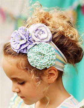 Mustard Pie Clothing - Flora Headband Candy Stripe  http://www.mylittlejules.com/Mustard_Pie_Clothing_Flora_Headband_Candy_Stripe_p/mustard-piest1226.htm: Flora Headband, Craft, Idea, Girl, Cute Headbands, Feet, Baby
