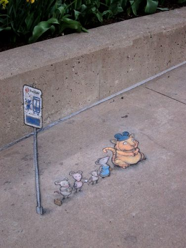 Street Art Gallery | David Zinn