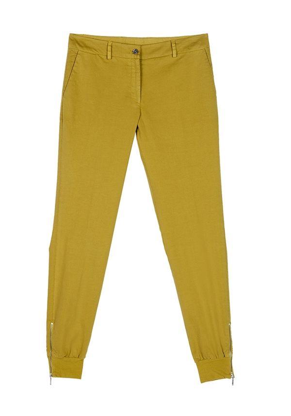 QL2 -  PETRINA SATIN STRECH PANT  ( So small, so cute) #women's #fashion